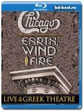 Chicago and Earth, Wind & Fire Live at the Greek Theatre (Blu-ray,блю-рей)