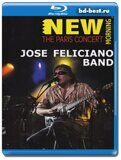 Jose Feliciano Band - New Morning: The Paris Concert (Blu-ray,блю-рей)