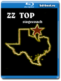 ZZ Top - Stagecoach (Blu-ray, блю-рей)