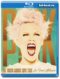 Pink: The Truth About Love Tour – Live From Melbourne (Blu-ray, блю-рей)