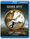 Uriah Heep: Live at Koko (Blu-ray, блю-рей)