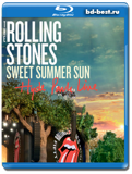 The Rolling Stones 'Sweet Summer Sun: Hyde Park Live' (Blu-ray, блю-рей)