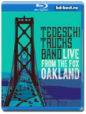 Tedeschi Trucks Band: Live From The Fox Oakland  (Blu-ray,блю-рей)