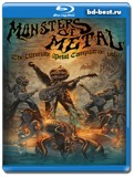 Monsters of Metal Vol.9 (Blu-ray, блю-рей)