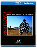 Pink Floyd - Delicate Sound of Thunder (Blu-ray, блю-рей)