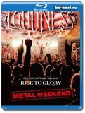 Loudness - World Tour 2018 Rise To Glory Metal Weekend  (Blu-ray,блю-рей)