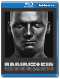 Rammstein: Music Videos Collection ( 1995-2012 ) - Rock - 2 ДИСКА 2012 (Blu-ray,...