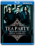 The Tea Party - The Reformation Tour - Live in Australia (Blu-ray,блю-рей)