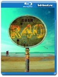 Rush - R40 (6 Blu-ray Box Set) (Blu-ray, блю-рей)  6 диска