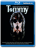 Pete Townshend (The Who) - Tommy (Blu-ray, блю-рей)