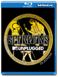Scorpions - MTV Unplugged In Athens - Hard Rock, Acoustic 2013 (Blu-ray, блю-рей)