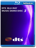 DTS Blu-ray Music Demo Disc 3 2013 1080i Blu-ray AVC DTS-HD MA 5.1