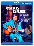 Chris Isaak: Live in Concert and Greatest Hits Live Concert ( Rock n' Roll, Surf Rock )