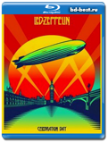 Led Zeppelin - Celebration Day (Blu-ray, блю-рей)  AUDIO