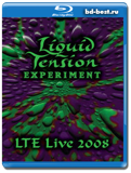 Liquid Tension Experiment - LTE Live 2008 (Blu-ray, блю-рей)