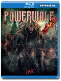 Powerwolf – The Metal Mass: Live  (Blu-ray, блю-рей) 2 диска