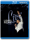 Lionel Richie - Live: His Greatest Hits & More   2007 (Blu-ray, блю-рей)