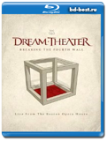 Dream Theater - Breaking The Fourth Wall (Blu-ray, блю-рей)