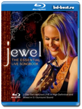 Jewel The Essential Live Songbook (Blu-ray,блю-рей) 2 диска