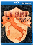 L. A. Guns - Made In Milan (Blu-ray,блю-рей)