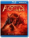 Accept: Blind Rage – Live In Chile (Blu-ray, блю-рей)