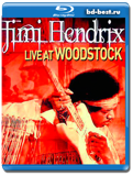 Jimi Hendrix - Live At Woodstock`69