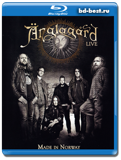 Änglagård - Live: Made in Norwa  (Blu-ray,блю-рей)