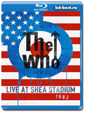 The Who - Live At Shea Stadium 1982 / 2015   (Blu-ray, блю-рей)