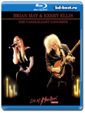 Brian May & Kerry Ellis: The Candlelight Concerts Live at Montreux  (Blu-ray,...