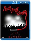 New York Dolls - Live From The Bowery ( Punk Rock, Glam Rock )