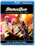 Status Quo: The Frantic Four's Final Fling – Live At The Dublin 02 Arena (Blu-ray,...