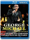 George Michael - Live at The Palais Garnier Opera House in Paris (Blu-ray,блю-рей)