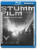 Long Distance Calling - Stummfilm: Live From Hamburg  (Blu-ray,блю-рей)