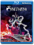 Anthem: Blazing Faith - Revisited  (Blu-ray, блю-рей)