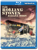 The Rolling Stones-Havana Moon (Blu-ray,блю-рей)