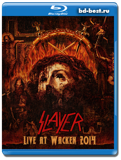 Slayer: Repentless – Live At Wacken  (Blu-ray, блю-рей)