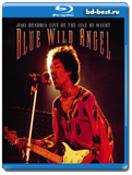 Jimi Hendrix - Blue Wild Angel: Live At The Isle Of Wight (Blu-ray, блю-рей)