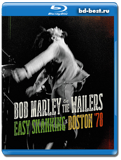 Bob Marley & The Wailers: Easy Skanking In Boston '78 (Blu-ray, блю-рей)