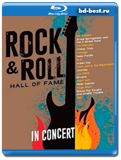 The Rock And Roll Hall Of Fame: In Concert (Blu-ray,блю-рей) 2 диска