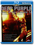 Deep Purple - Live in California 74 (Blu-ray,блю-рей)