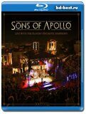 Sons Of Apollo ★ Live With The Plovdiv Psychotic Symphony (2019) (Blu-ray,блю-рей)