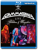 Gamma Ray: Skeletons & Majesties Live - Heavy Metal, Power Metal, Speed Metal 2011...