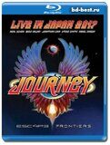 Journey: Escape & Frontiers - Live in Japan 2017 (Blu-ray,блю-рей)