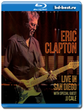 Eric Clapton: Live In San Diego with Special Guest JJ Cale (Blu-ray,блю-рей)