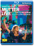 Anne-Sophie Mutter: Live From Yellow Lounge (Blu-ray, блю-рей)