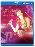 Jennifer Lopez: Dance Again  (Blu-ray,блю-рей)