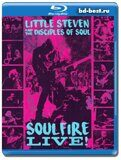 Little Steven and the Disciples of Soul: Soulfire Live!  (Blu-ray,блю-рей)  2...