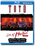 Toto: Live at Montreux (Blu-ray, блю-рей)