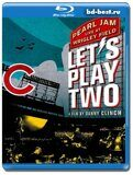 Pearl Jam - Let's Play Two (Blu-ray,блю-рей)