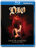 Dio: Finding the Sacred Heart, Live in Philly - Hard Rock, Heavy Metal 1986(Blu-ray,...